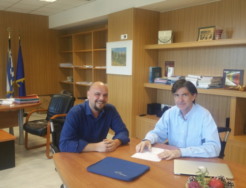 EfVET meets Greek Ministry of Education Research & Religious Affairs