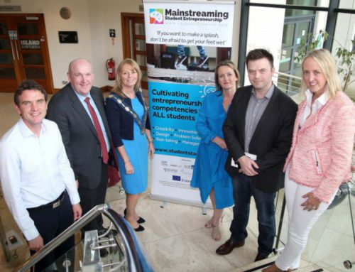 Launch of MASTER project at Northern Ireland