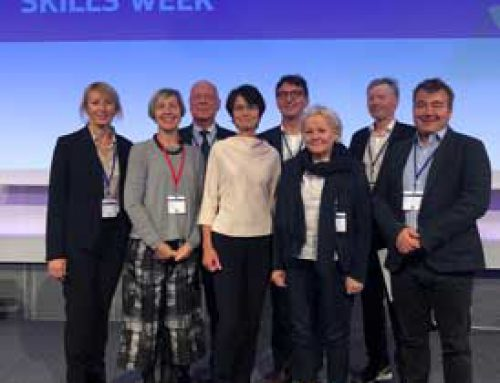 EfVET participates at the EU Vocational Skills week 2018 in Vienna