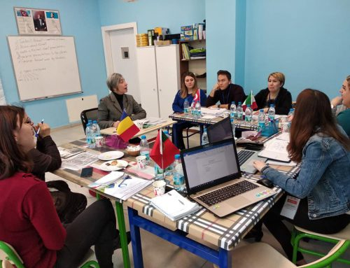 Ourém Vocational School one step ahead working with Digital Tools
