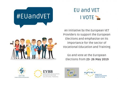 EU and VET: EU VET providers message to VET learners and workers
