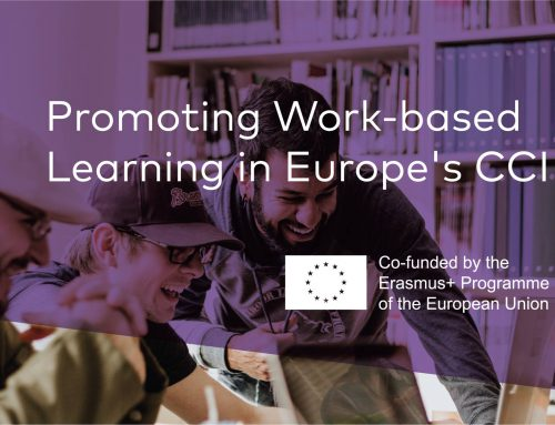 Learn2Create – promoting work-based learning in the creative and cultural sector
