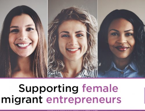 Supporting female migrants entrepreneurs