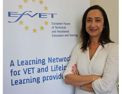 EfVET welcomes Maria João Proença as new EfVET staff member