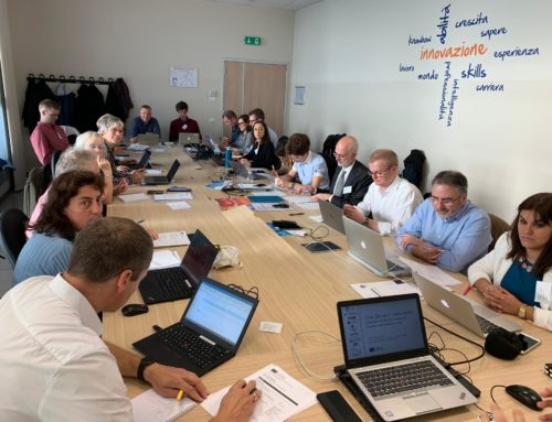 Kick-off meeting of Fit 4.0 project: new technologies into VET educational system