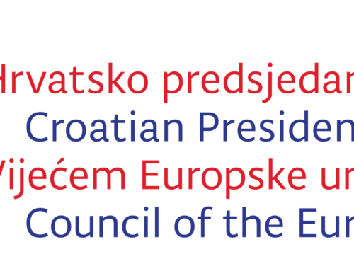 "Croatian EU Presidency ""Strengthening competitiveness and skills through lifelong learning"""