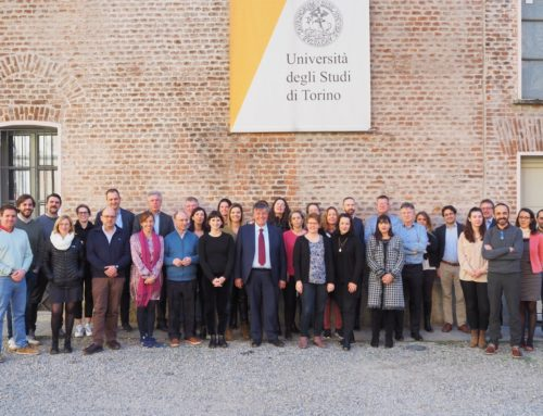 The kick-off meeting of the FIELDS project: answering current challenges impacting European Agriculture