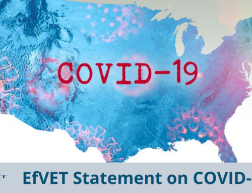 EfVET Statement on COVID-19