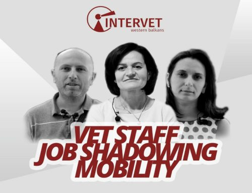 INTERVET project: the VET staff job shadowing mobility call