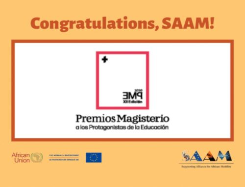 SAAM awarded as one of the Protagonists of Education 2020