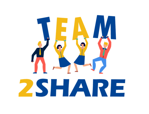 Team2Share – Integrated Training & Teaching for Learning further aiming Knowledge Sharing Across Generations