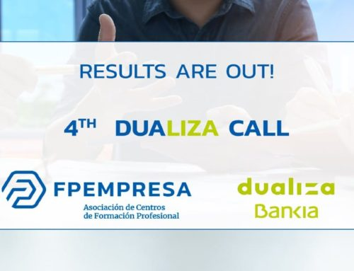 Thirty-oneprojects have been selected for the 4th edition of Ayudas Dualiza call