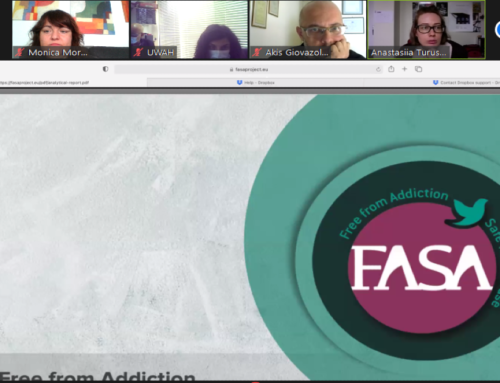 The FASA project in one year: the updates from the partnership