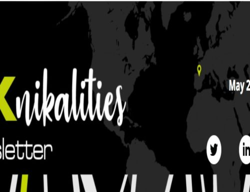 Tknikalities newsletter opens with the interview to James Calleja