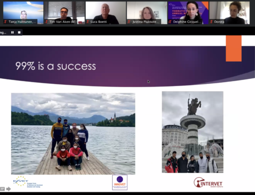 3rd day of the INNOVET webinar: Thematic Teams & best practices