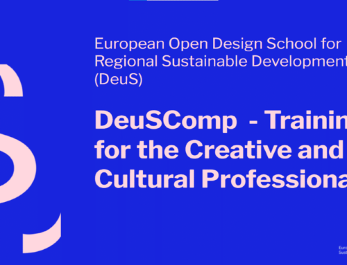 DeuSComp training for Creative and Cultural professionals