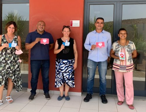 SAAM – 1st mobility between European and African in Cape Verde