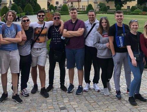 High school students completed internship as part of INTERVET project