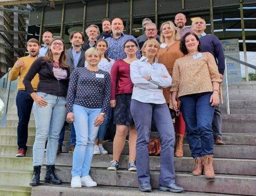 PoVE WATER project groups meeting in Leeuwarden
